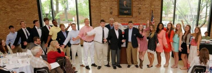 2015 Dooley Scholarship Finalists