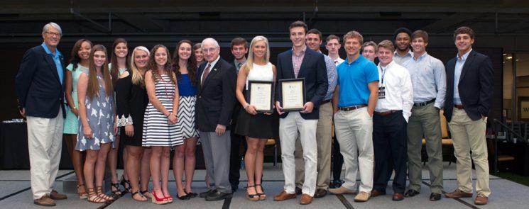 2016 Dooley Scholarship finalists