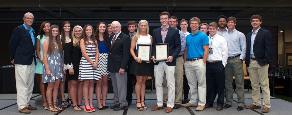 The Ninth Annual Vincent J Dooley Awards And Scholarships