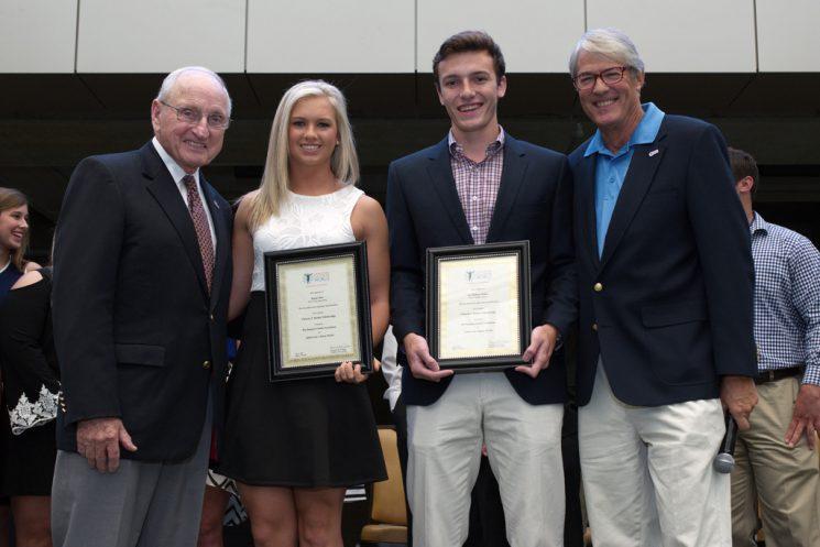 Dooley scholarship winners 2016