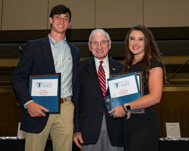 Vince Dooley Awards recipients for 2019